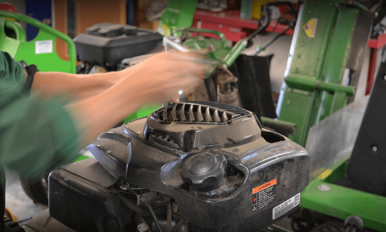 Garden and Turfcare Machinery Servicing in Sevenoaks, Kent