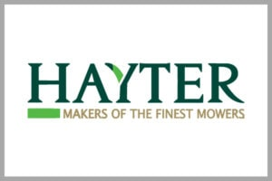 Hayter Lawn and Turfcare Machinery for sale in Sevenoaks and Tonbridge