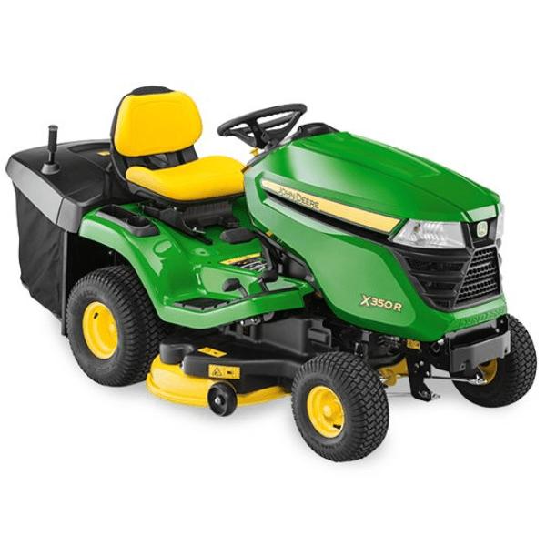 john deere x350r lawn tractor