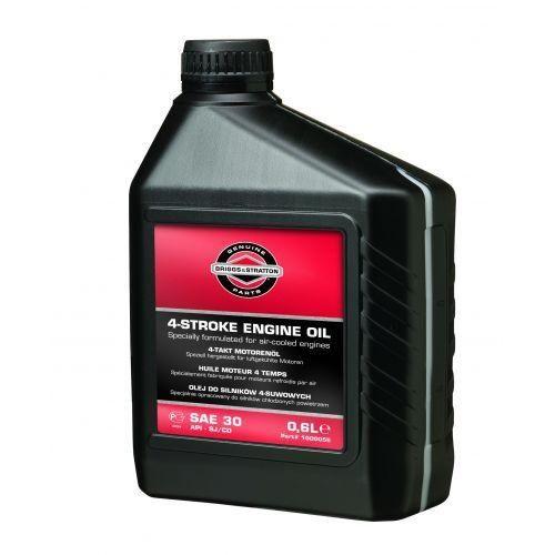 Briggs & Stratton Lawn Mower Oil
